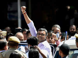 INX Media case: Relief for Karti Chidambaram, gets bail from Delhi HC