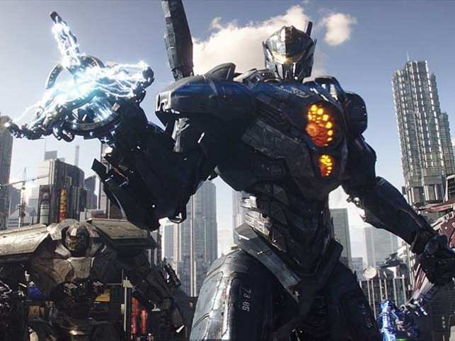 Pacific Rim Uprising Review A Treat For Action Lovers
