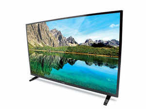 led tv prices customs duty on open cell displays halved led tv