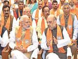 Focus on poor, backward: PM Narendra Modi to BJP MPs