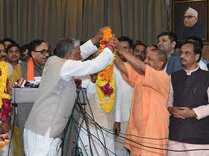 Rajya Sabha elections: Result exposes opportunistic face of SP, says Yogi Adityanath