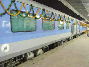 Shatabdi trains
