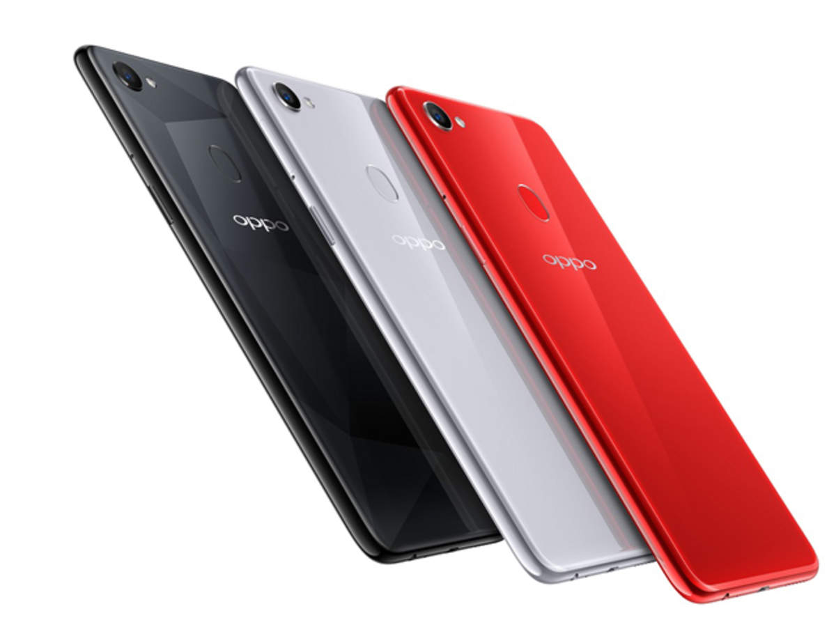 Oppo F7 Price & Specs: Oppo F7 with notch style display launched for Rs 21,990