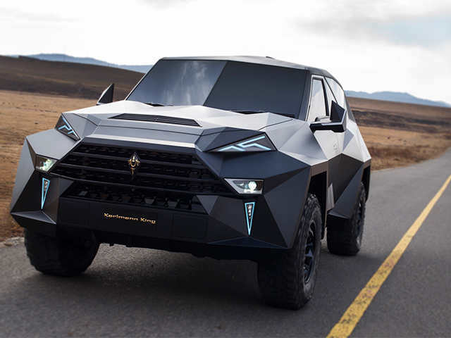 This Is Karlmann King The World S Most Expensive Suv Costliest Of