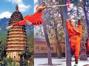 Visit Henan in China if you want to know everything about the origin of martial arts