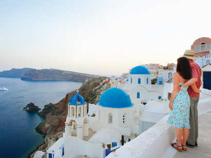 Visit Greece, New Zealand to ensure a magical start to your married life together