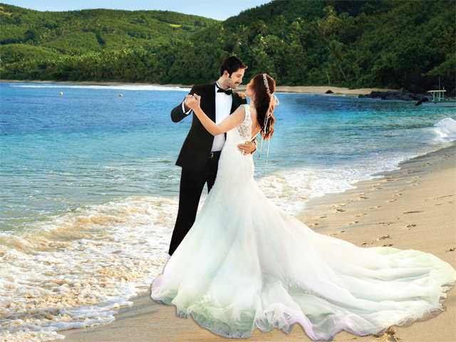 Spoilt for choice: Beach weddings, palace weddings or temple weddings; what is your pick?