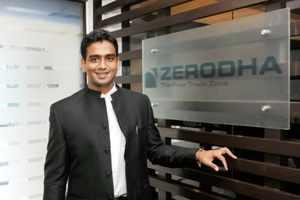 Zerodha founder Nithin Kamath