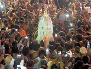 Karaga: This annual, cultural ritual symbolises the spirit of Bengaluru