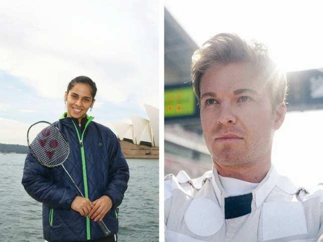 Why Saina Nehwal, Nico Rosberg feel being at the top isn't easy