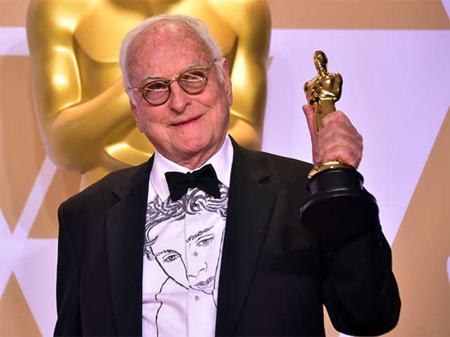 James Ivory is unhappy with 'Call Me by Your Name' director for lack