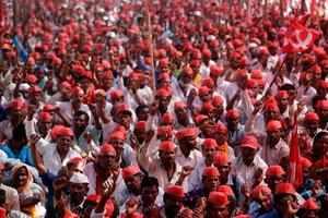 India Farmers Protest