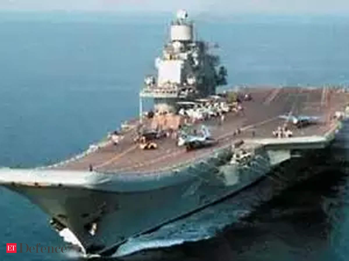 INS Vikramaditya: Gorshkov cost hike should not be made