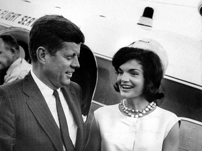 When the president and first lady were tasked with other matters, Shaw became the fixed parental figure, and it was Shaw who ultimately informed five-year-old Caroline that her father had died.