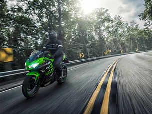 New Kawasaki Ninja 400 launched at Rs 4.69 lakh