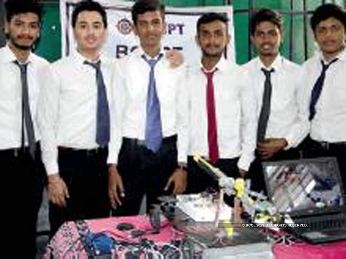 Borot device: Students make device to rescue children trapped in