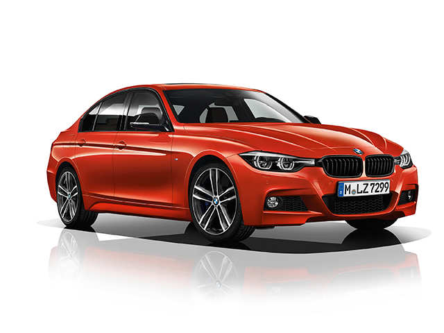 BMW launches two limited edition variants of its 3 Series sedan from Rs 41.4 lakh onwards