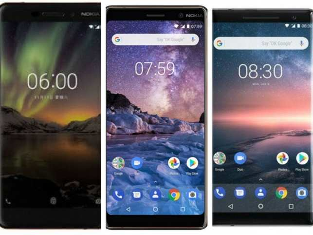Newly Launched Nokia 8 Sirocco Set To Create Waves With Ultra Sleek