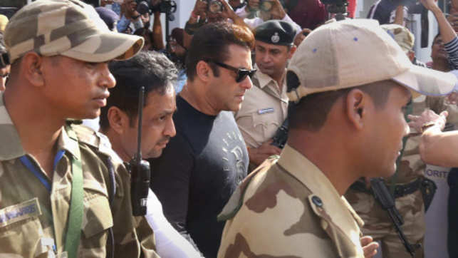 Salman Khan convicted in Black Buck Poaching Case by Jodhpur Court