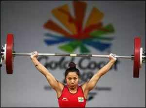 Mirabai Chanu wins India's first gold of 21st CWG