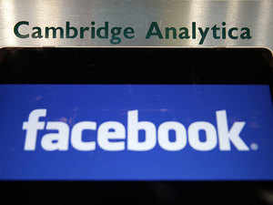 Cambridge Analytica gained 87 million users' data, 5.6 lakhs from India: Facebook