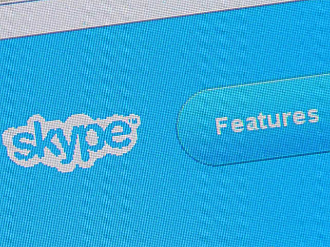 Skype gets an update will now allow call recording the economic times related stopboris Images