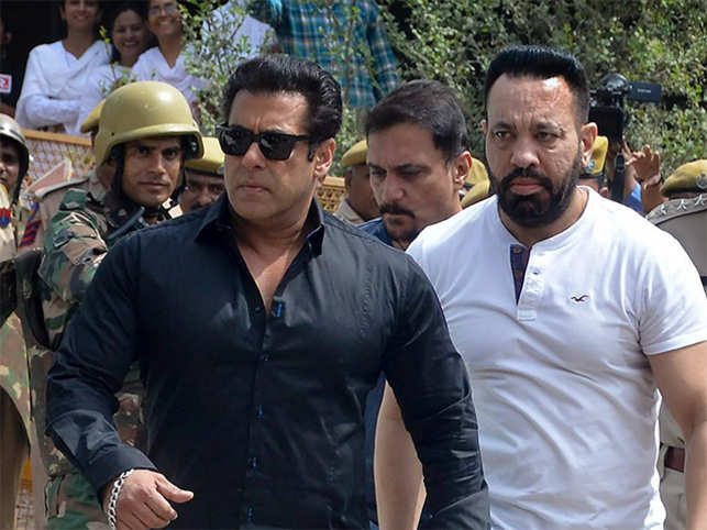 Salman Khan Gets 5 Years In Jail For Killing Blackbuck