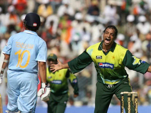 Pakistan's Shoaib Akhtar And His Most Controversial