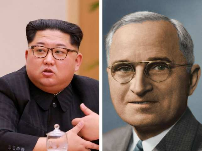 From Kim Jong Un to Harry S Truman, world leaders who don't cross the border