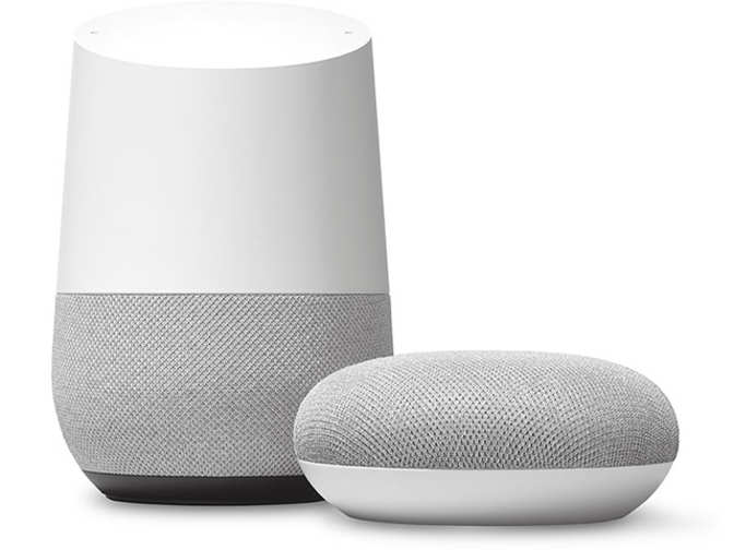 google home home mini smart speakers launched in india. Black Bedroom Furniture Sets. Home Design Ideas