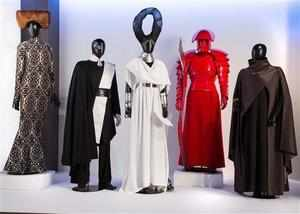 "Star Wars: The Last Jedi"" costumes by Michael Kaplan."