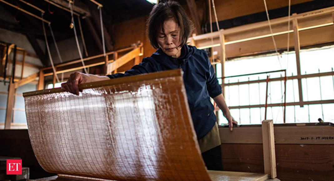 Washi, le papier artisanal japonais Photo