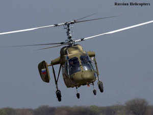 India moves a step closer to procuring 200 Kamov Ka-226T helicopters from Russia