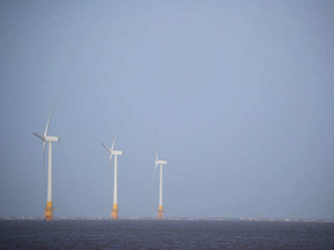 Wind Energy Government Floats Proposal For Indias First Offshore