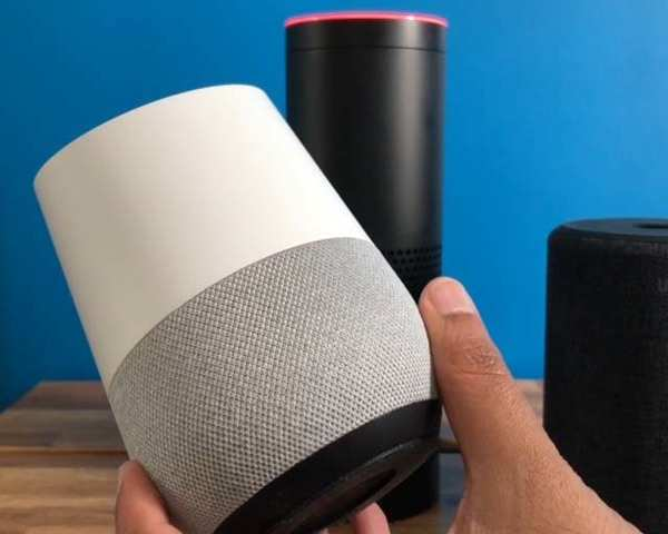 Good Google Home: Google Home Vs Amazon Echo: Which Smarter Speaker Suits You The  Best? | The Economic Times Video | ET Now