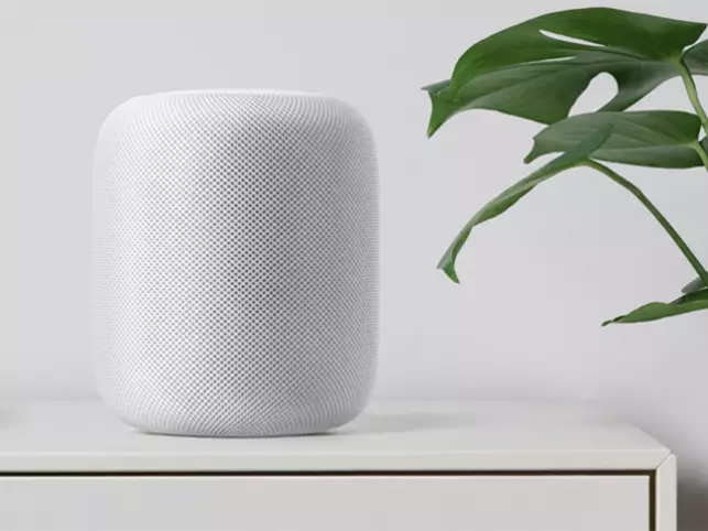 Apple's HomePod isn't flying off the shelves