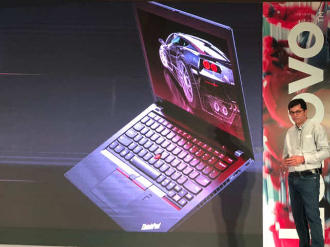Lenovo: Lenovo unveils 2018 ThinkPad range of laptops with