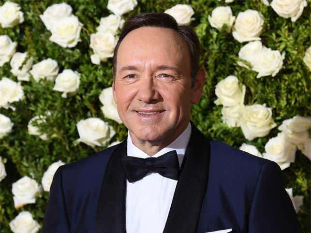 Kevin Spacey sexual assault case to be reviewed by L.A. District Attorney