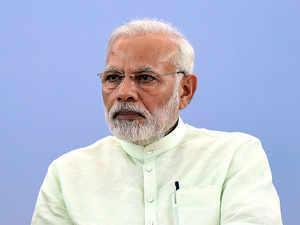 Modi leads nationwide BJP fast against Parliament washout