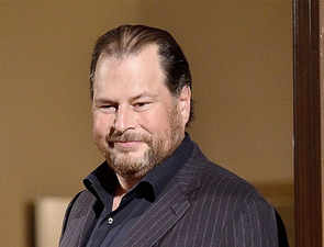 Want to be successful like Salesforce co-founder Marc Benioff? Don't get bogged down by failure