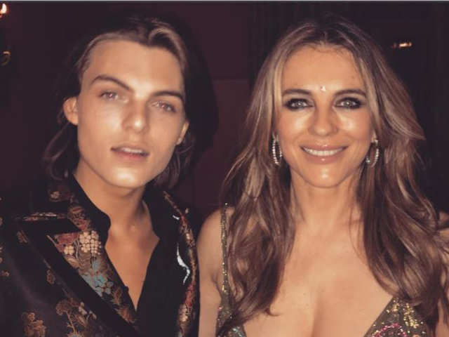 Dr. D's column: Was Liz Hurley's 'inappropriate dress' really so?