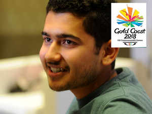 CWG 2018: Anish Bhanwala wins gold in Men's 25m Rapid Fire Pistol event
