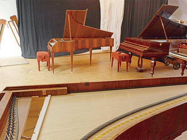 Musical time travel: Recreating Mozart-era pianos in Czech wood