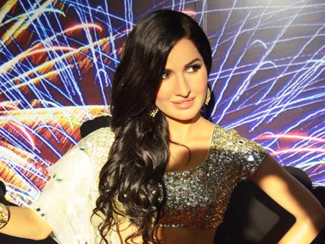 Madame Tussauds, New York just unveiled Katrina Kaif's wax statue