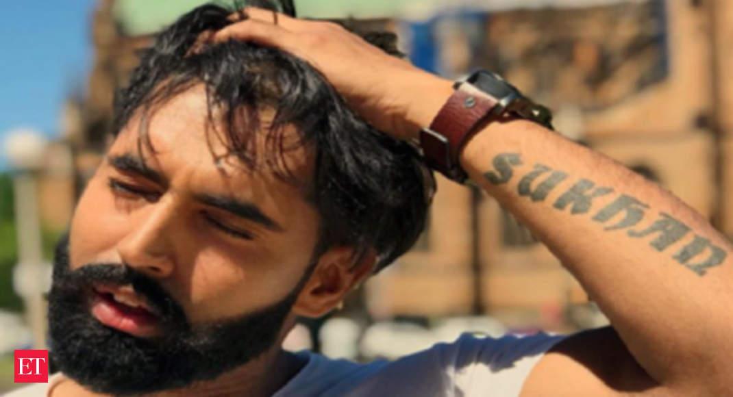 Punjabi Singer Parmish Verma Gangster Shoots Punjabi Singer Parmish