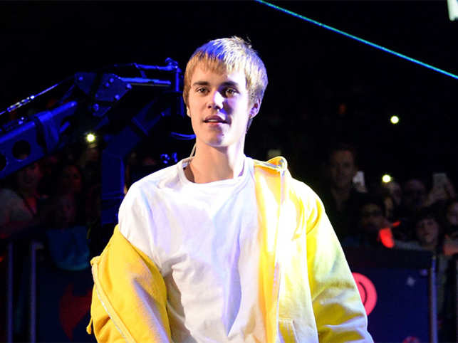 Justin Bieber Turns Superman At Coachella Party Saves Woman From