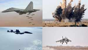 Gagan Shakti 2018: Indian Air Force shows its might