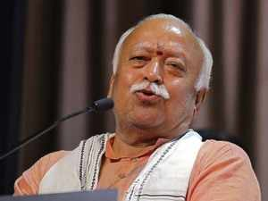 Air India should be run by Indian firm: Mohan Bhagwat at BSE