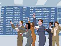 Market Now: Idea, Power Grid among most traded stocks on NSE