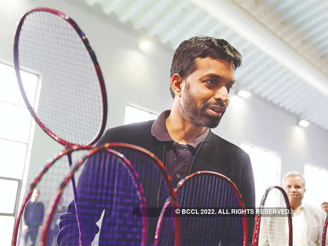 Talent 'mapping' scores over identification in Gopichand's success formula
